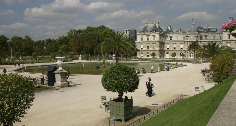 R Cits De S Jour Un Jardin A Visiter Paris